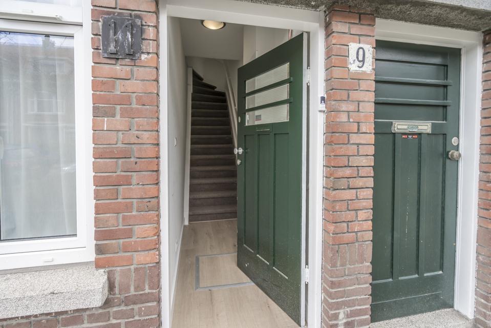 Ernest Staasstraat, The Hague