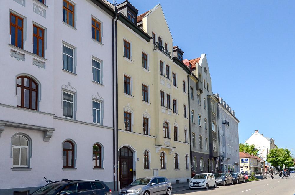 Deisenhofener Straße